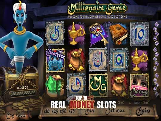 Slots casino real money
