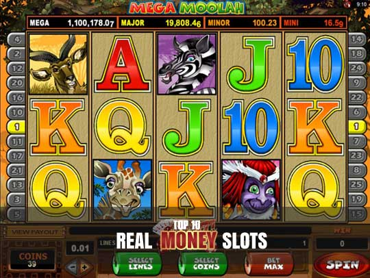 best real money casino games