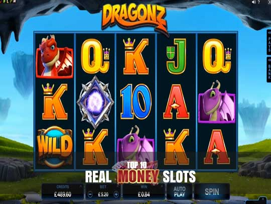 slots casino real money